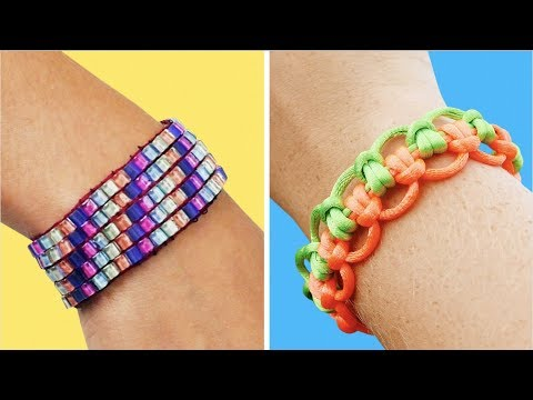 19 HANDMADE JEWELRY IDEAS