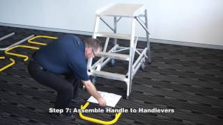 Bailey Ladderweld Access Platform Assembly Video