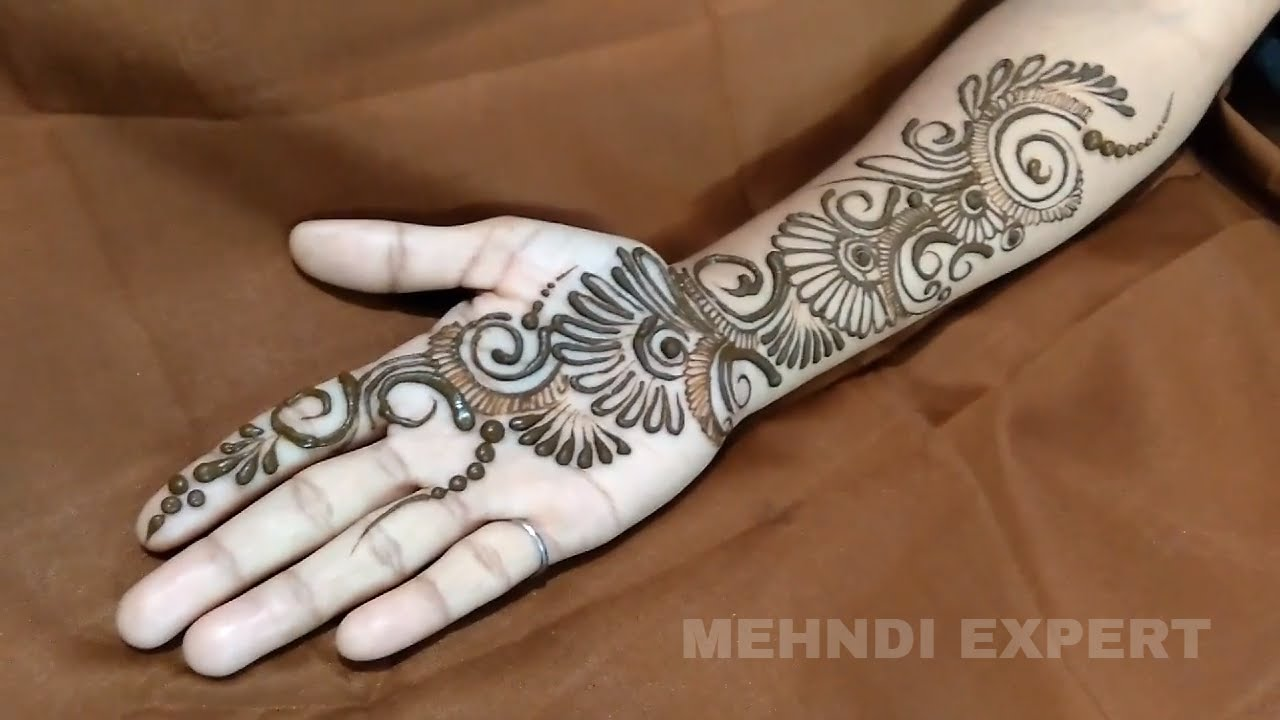 Mehndi design 2017 new model -  Women Are Here We Will Share Beautiful And Stunning Arabic Mehndi Designs 2013 For Hands And Feet Have A Look At These Mehndi Designs Girls Will Surely