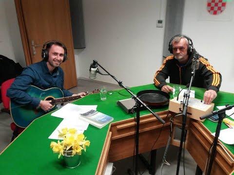 """RADIO DUBROVNIK - predstavljanje knjige """"TU SAM! - 7 priča na putu do odredišta"""""""