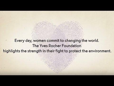 Les 15 ans du Prix Terre de Femmes - Fondation Yves Rocher