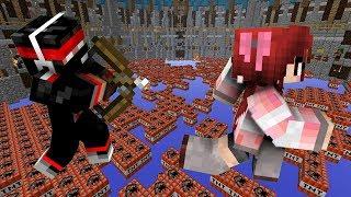 Лучший ТНТ Воитель в МИРЕ! [MineGame] - MineCraft