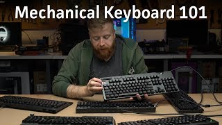 How to pick the best mechanical keyboard for you!