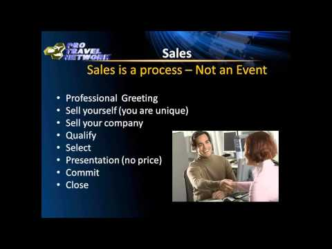 Booking Groups: Best Practices - Pro Travel Network ITA Training