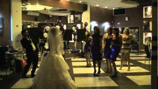 Кидаю букет невесты