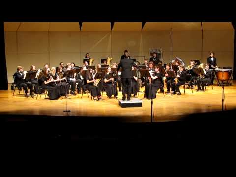 "Lamphere HS Concert Band ""Adventure On Snake River"""