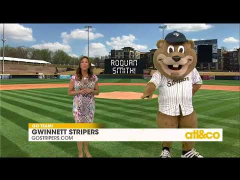 Preview upcoming fun with the Gwinnett Stripers!