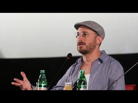 Master Class of Darren Aronofsky in OIFF 2015 english