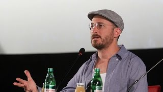 Master Class of Darren Aronofsky in OIFF 2015 (english) 2017 Video