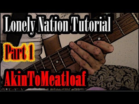 Lonely Nation Chords By Switchfoot Worship Chords