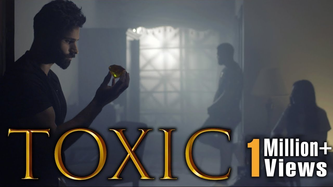 TOXIC |  Rahim Pardesi  | Ezu | Full Video | PS Records