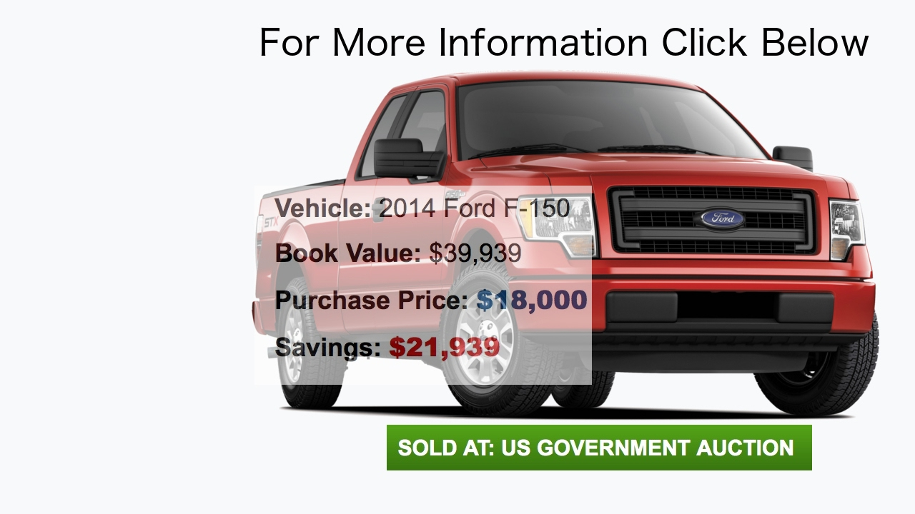 Government repo car auction - government and police ...