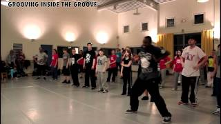 REAL HIP HOP DANCING DEMO BY LINK OF ELITE FORCE/ELECTRIC FORCE