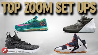 Greatest Of All Time (GOAT) Full Length Zoom Set Ups!