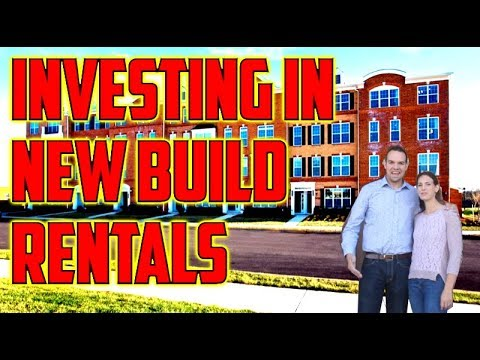 Investing in New Build Single Family Rentals - Milton Ontario Real Estate