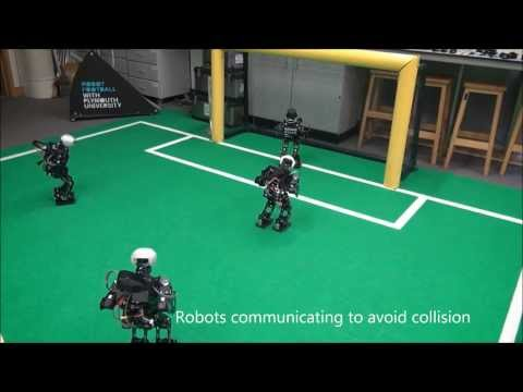 Plymouth Humanoids 2014 Kid Size RoboCup Qualification