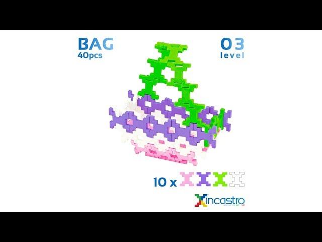 INCASTRO | Level 3 | Bag