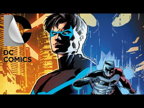 DC Comics Rebirth - NIGHTWING & Titans Return!