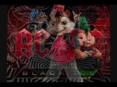 Highway To Hell - The Chipmunks - (ACDC)