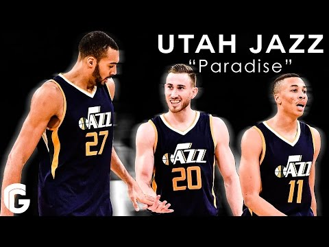Utah Jazz 2017 Playoffs Mix: Paradise ᴴᴰ