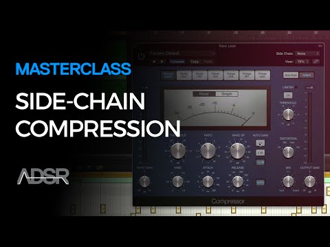 Side Chain Compression - Everything You Need To Know