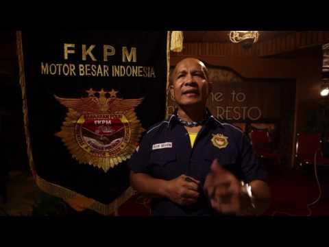 Touring dan Baksos FKPM (Forum Kemitraan Polisi dan Masyarakat Motor Besar Indonesia) - GARUT