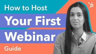 How to Host your First Webinar (Guide)