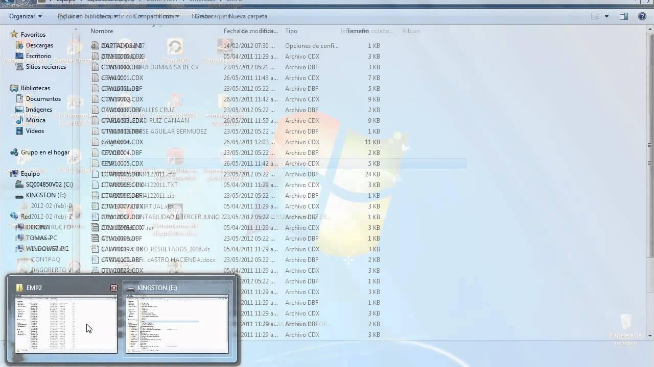 servidor de licencias contpaq 2004