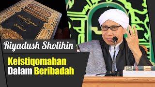 Download Video Kajian Kitab Riyadush Sholihin Bersama Buya Yahya | 08 Rabiul Akhir 1440 H / 16 Desember 2018 MP3 3GP MP4