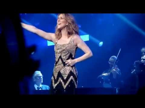 Celine Dion - My Heart Will Go On (Live Montreal 13/8/2016)