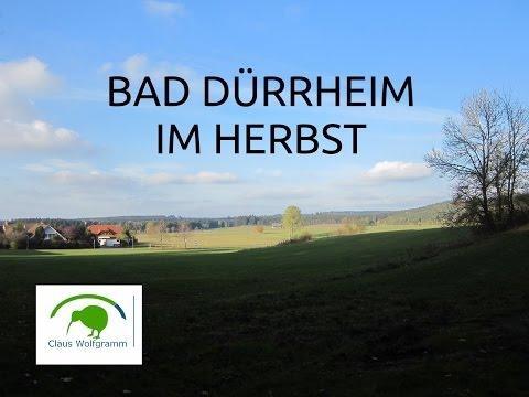 Bad Dürrheim im Herbst erleben