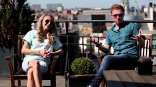 Лёня и Катя Моргуновы. Интервью 2015. Брюссель.