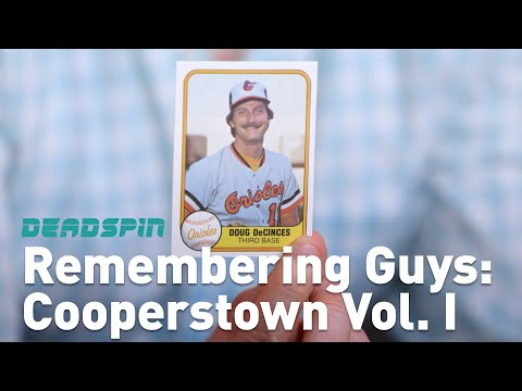 Remembering Guys: Cooperstown Vol. I