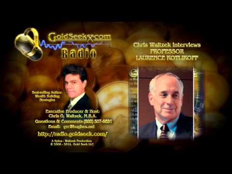 GSR interviews Prof LAURENCE KOTLIKOFF - Nov  7, 2014