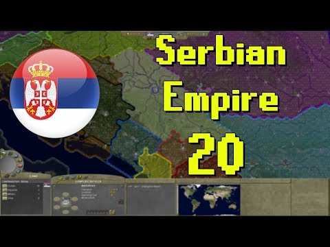 Supreme Ruler 2020 | Serbian Empire | Part 21 | Battle of Hamburg and the Germanic Wars