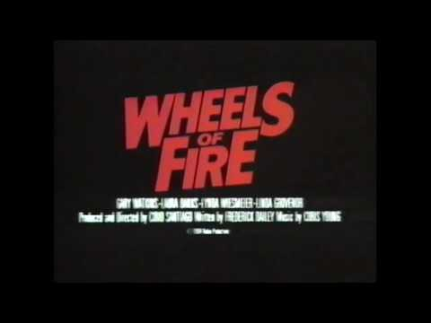 Download Wheels of Fire (1985) - vhs trailer