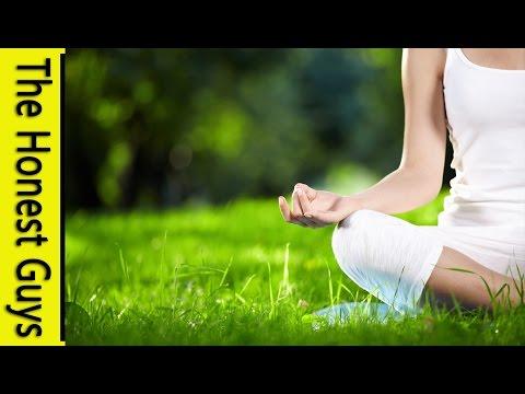Mindfulness Breathing Guided Meditation 10 Minutes (4K)
