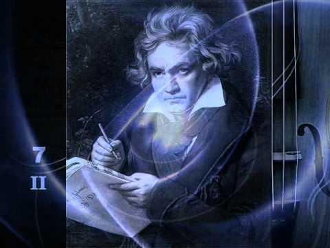 Beethoven - 7th Symphony, Movement II (Allegretto)