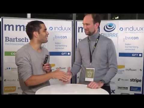 Interview mit Volker Scholz - Startup Weekend Stuttgart 2014