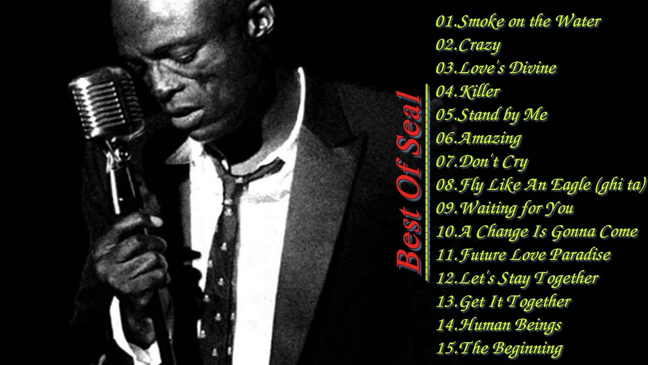 top 15 seal greatest hits best of seal songs new best music