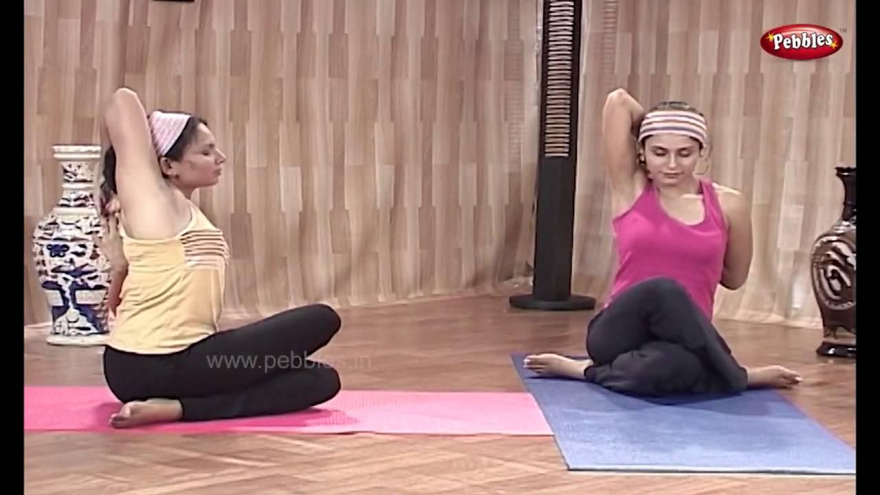Gomukhasan   Yoga For Beauty   The Various Yoga Asanas For ...