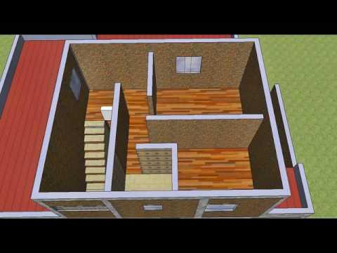 Modelos de casas en 3d youtube for Modelos de casas procrear clasica