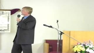Benedict XVI-Pastor Bill Hughes
