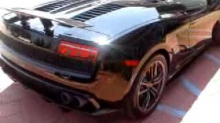 Lamborghini Gallardo LP570-4 Spyder Performante 2011 Videos