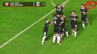 FATV 18/19 Fecha 2 - Talleres 0 - Riestra 1