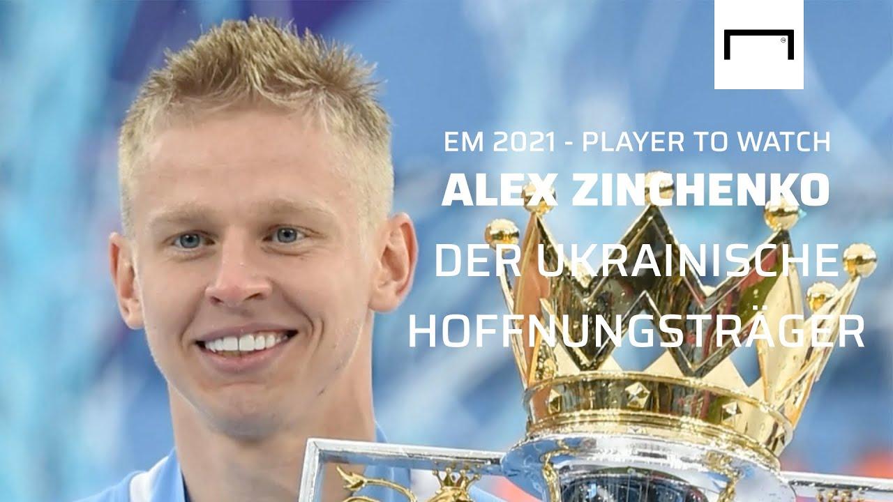 Alex Zinchenko - Die ukrainische Hoffnung | GOAL EM2021 Player to watch