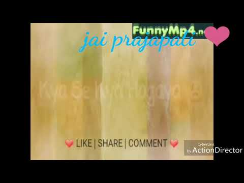 || Aata Nahi Yakeen Kya Se Kya Ho Gaya || Watsapp Status Song ||