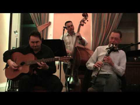Havana Swing play 8 songs from the Bute Jazz Festival 2013 [inc Manoir Des Mes Reves]
