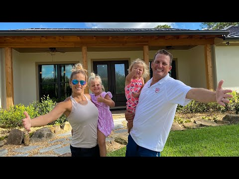 HOUSE TOUR! Our DREAM HOME is COMPLETE!!! Start To Finish!!!