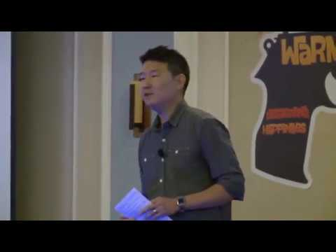 Frank Yoo, Designing for a Peer-to-Peer Marketplace, WarmGun 2013